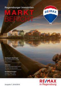 Remax Marktbericht Regensburg