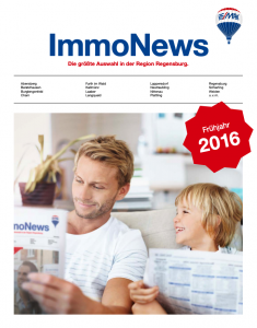 Remax Immonews Frühjahr 2016 Regensburg