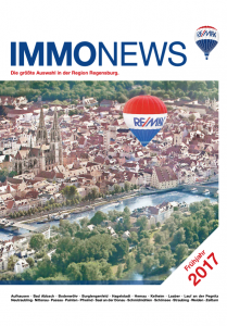 Remax Immonews Frühjahr 2017 Regensburg