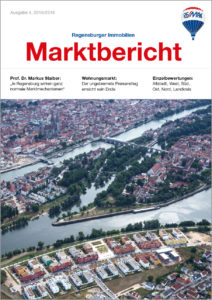 Remax Marktbericht Titelblatt c2015/2016 Regensburg