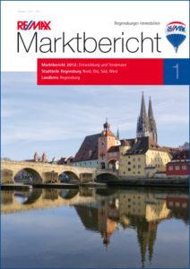 Remax Marktbericht Titelblatt 2012 Regensburg