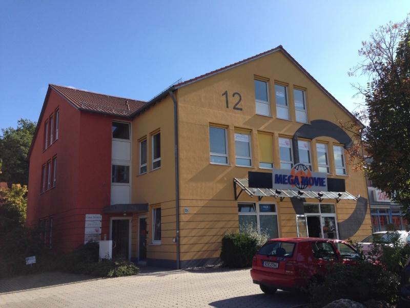 Haus mit Laden