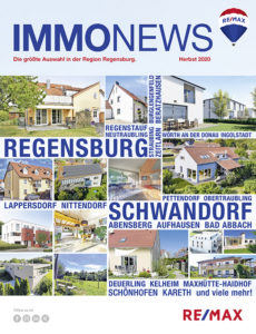 REMAX ImmoNews Herbst 2020