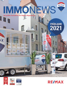 Remax Immonews Frühjahr 2021 Regensburg